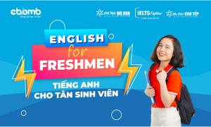 English for Freshmen - Tiếng Anh cho tân sinh viên