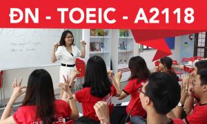 ĐN_Khoá học TOEIC_A2118