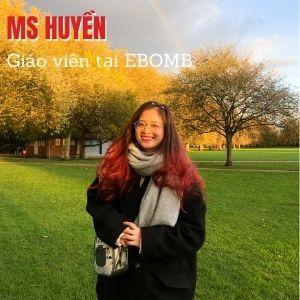 Ms Trần Khánh Huyền